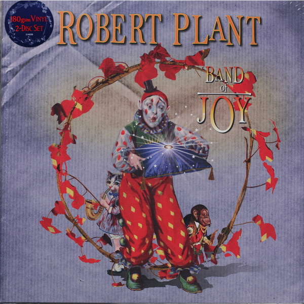 Robert Plant Robert Plant - Band Of Joy west robert theory of addiction