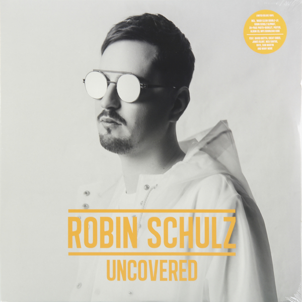 лучшая цена Robin Schulz Robin Schulz - Uncovered (2 Lp+cd)