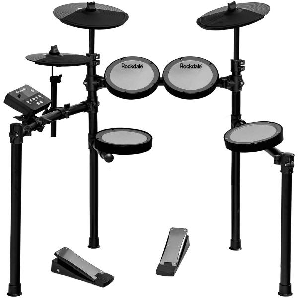 Электронные барабаны Rockdale DRUM SD61-4