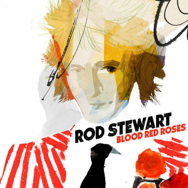 Rod Stewart Rod Stewart - Blood Red Roses (2 LP) multifunction red light stick rod w white led flashlight