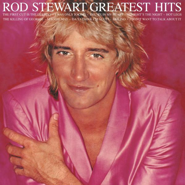 Rod Stewart - Greatest Hits Vol. 1 (limited, Colour, 2 LP)