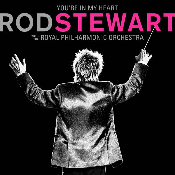 Фото - Rod Stewart Rod Stewart - You're In My Heart: Rod Stewart With The Royal Philharmonic Orchestra (180 Gr, 2 LP) алисия де ларроча chamber orchestra of the europe джордж солти london philharmonic orchestra mozart alicia de larrocha piano concertos 24 27 2 cd
