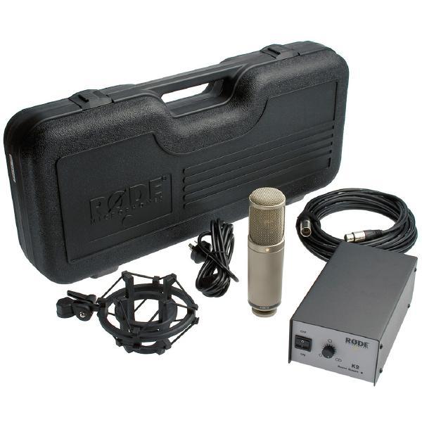 Студийный микрофон RODE K2 студийный микрофон rode nt5 mp