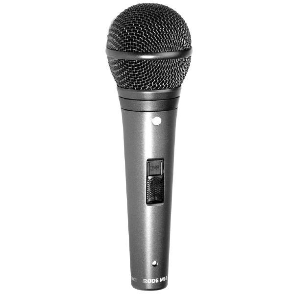 Вокальный микрофон RODE M1-S