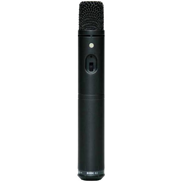Студийный микрофон RODE M3 студийный микрофон rode nt5 mp