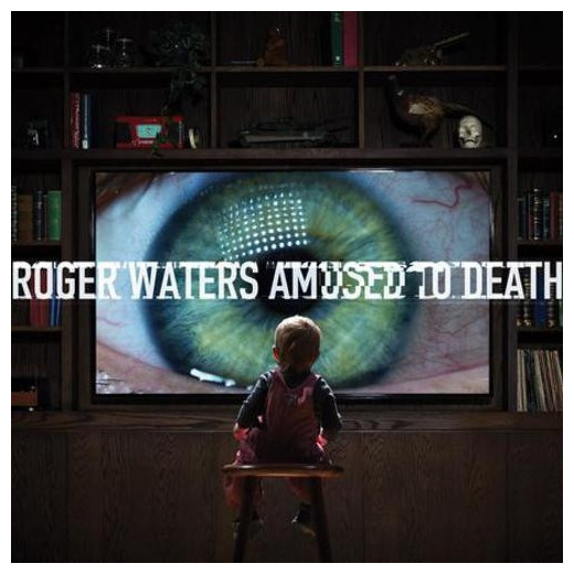 Roger Waters Roger Waters - Amused To Death (2 LP) cd roger waters in the fleshlive