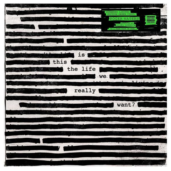 Roger Waters Roger Waters - Is This The Life We Really Want? (2 Lp, Colour) cd roger waters in the fleshlive