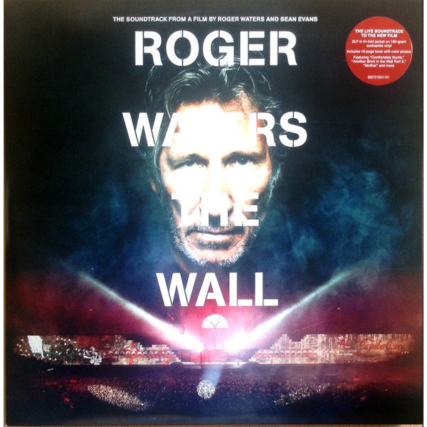 Roger Waters Roger Waters - The Wall (3 LP) cd roger waters in the fleshlive