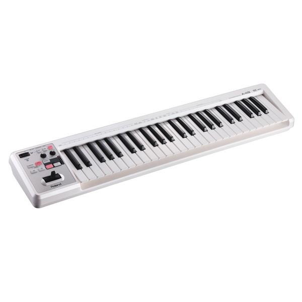 MIDI-клавиатура Roland A-49-WH roland v combo vr 09