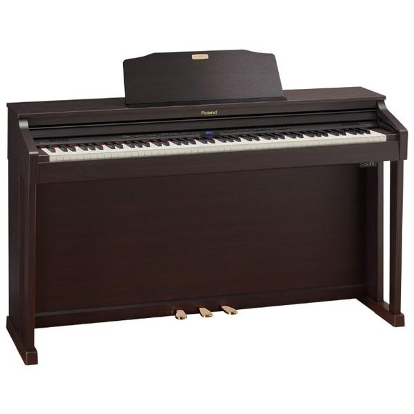 Цифровое пианино Roland HP504-RW рама и стойка для электронной установки roland mds 4v drum rack