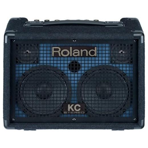 Клавишный комбоусилитель Roland KC-110 гитарный комбоусилитель roland cube st red