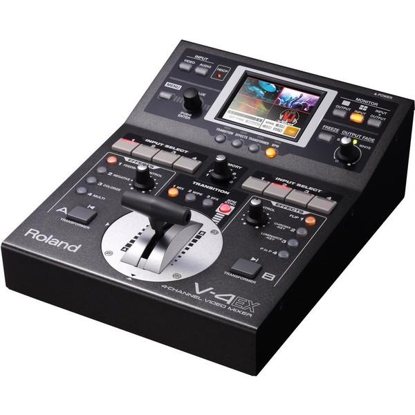 Аксессуар для концертного оборудования Roland Видеомикшер V-4EX
