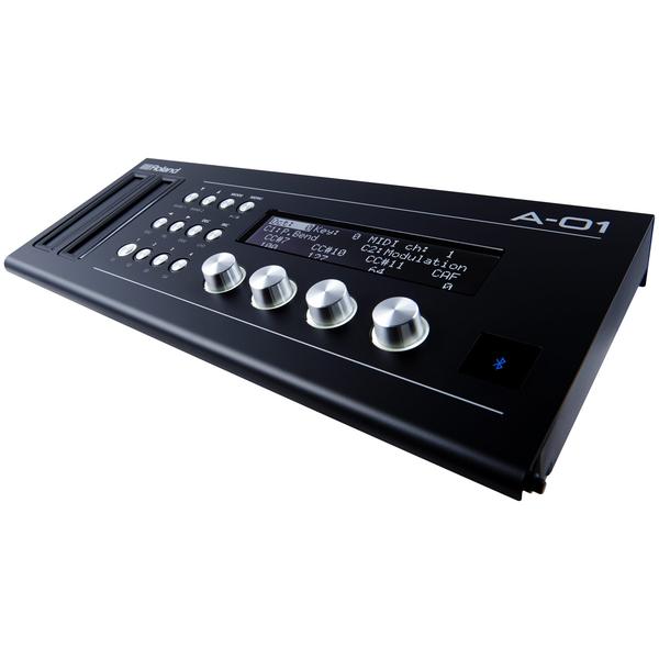 MIDI-контроллер Roland A-01 хай хэт и контроллер для электронной ударной установки roland fd 9 hi hat controller pedal