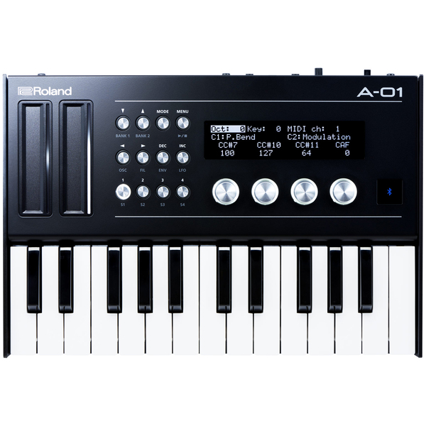 MIDI-контроллер Roland A-01K midi контроллер alesis sample pad