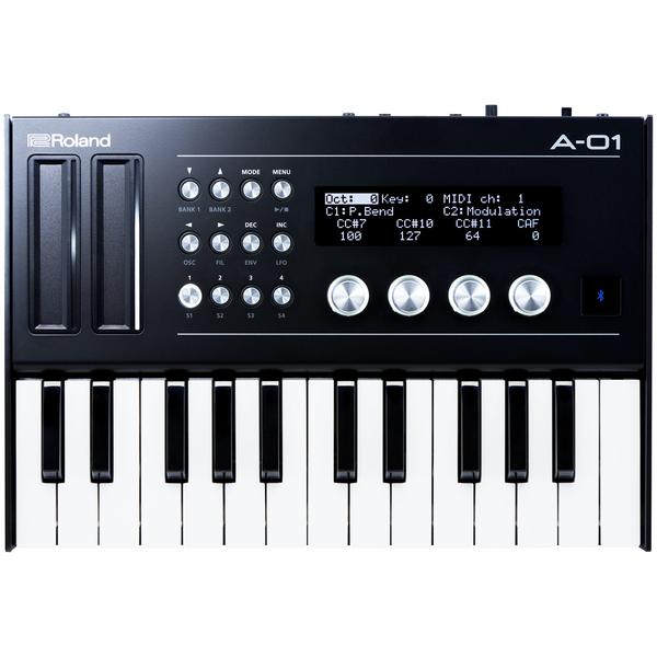 MIDI-контроллер Roland A-01K хай хэт и контроллер для электронной ударной установки roland fd 9 hi hat controller pedal