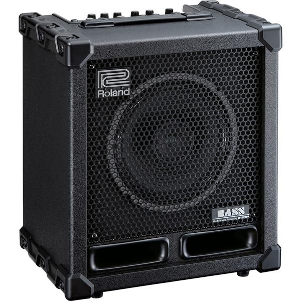 Басовый комбоусилитель Roland CUBE-60XL BASS басовый комбоусилитель fender rumble stage 800 230v eu