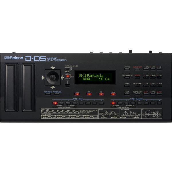 Синтезатор Roland D-05 синтезатор roland jd xa