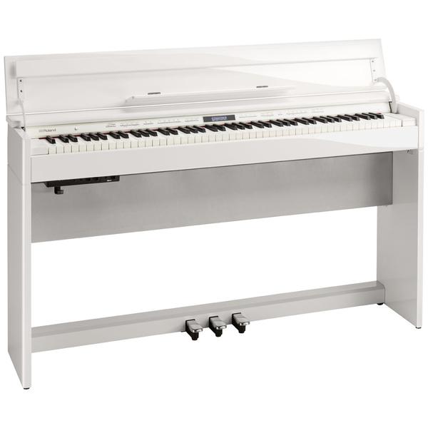 Цифровое пианино Roland DP603-PW цифровое пианино roland hp601 cr