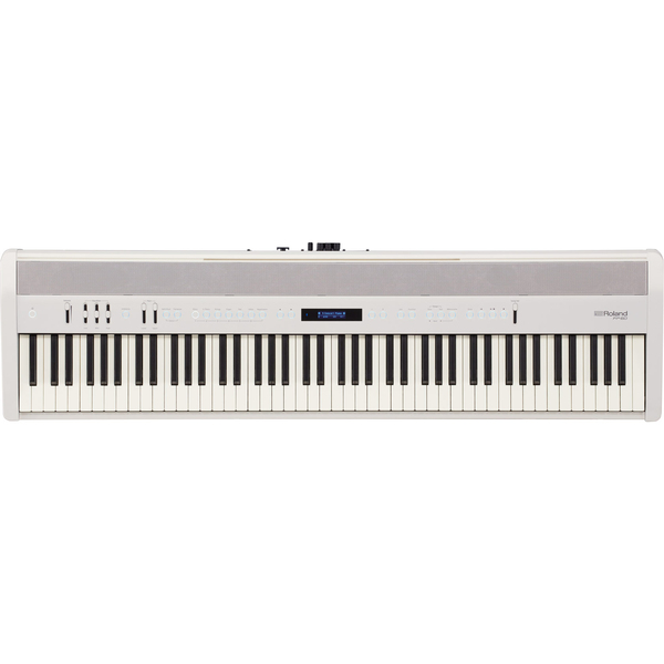 Цифровое пианино Roland FP-60-WH цифровое пианино roland rp501r wh