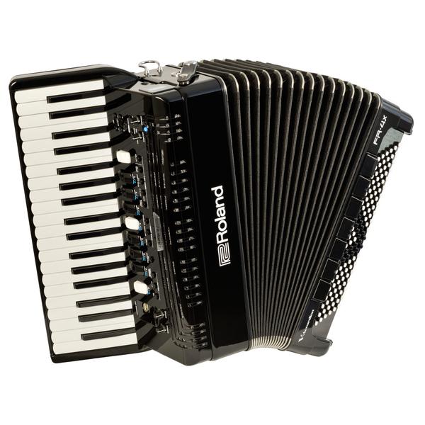 Цифровой аккордеон Roland FR-4X-BK