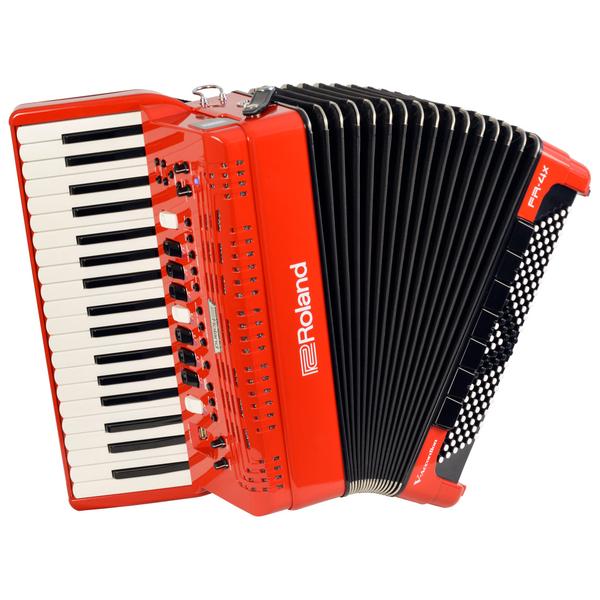 Цифровой аккордеон Roland FR-4X-RD