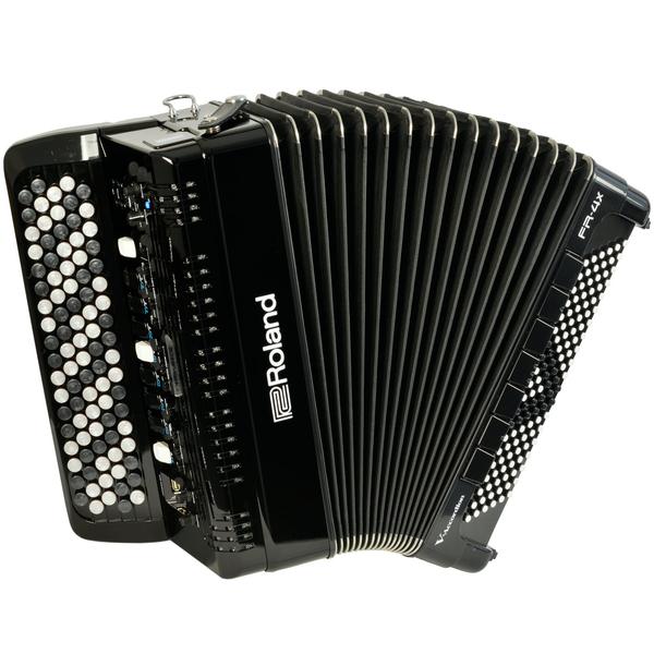 Цифровой баян Roland FR-4XB-BK