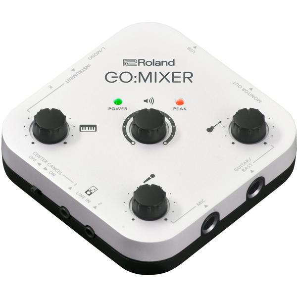 Фото - Мобильный аудиоинтерфейс Roland GOMIXER cd проигрыватели