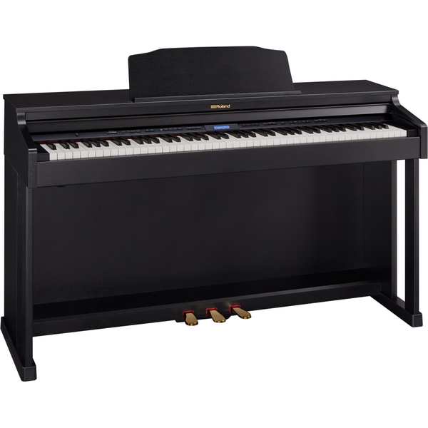 Цифровое пианино Roland HP601-CB roland pm 03
