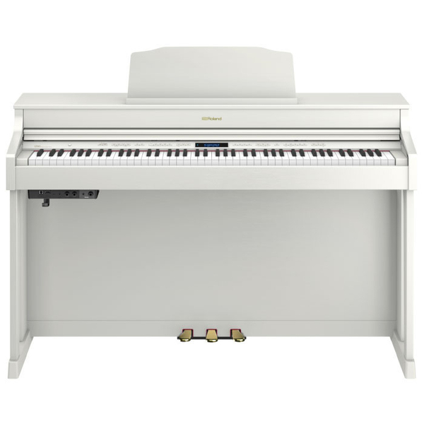 Цифровое пианино Roland HP603A-WH цифровое пианино roland rp501r wh