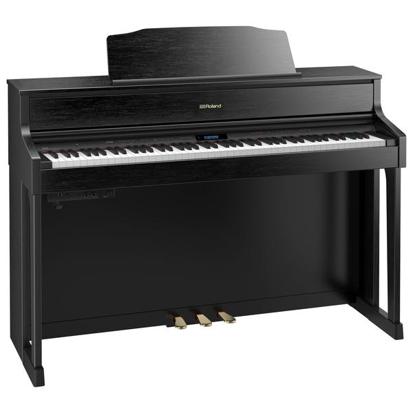 Цифровое пианино Roland HP605-CB roland cb tdp