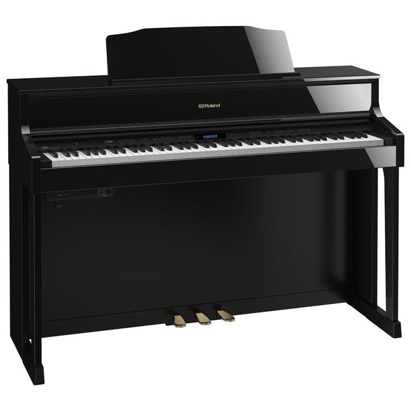 Цифровое пианино Roland HP605-PE цифровое пианино casio cdp 130sr