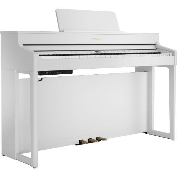 Цифровое пианино Roland HP702 White