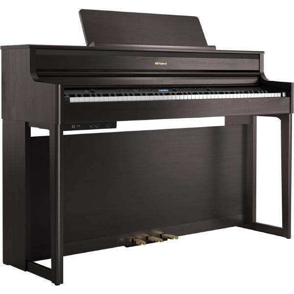 Цифровое пианино Roland HP704 Dark Rosewood