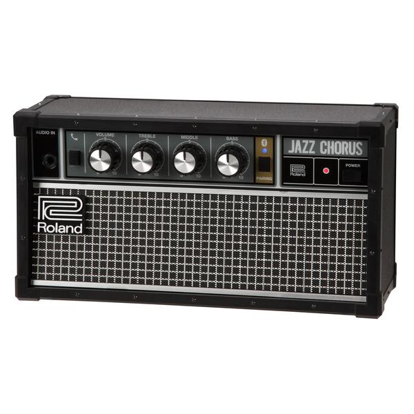 Портативная колонка Roland JC-01B гитарный комбоусилитель roland blues cube stage