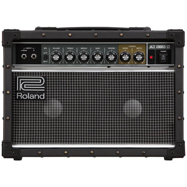 все цены на Гитарный комбоусилитель Roland JC-22 в интернете