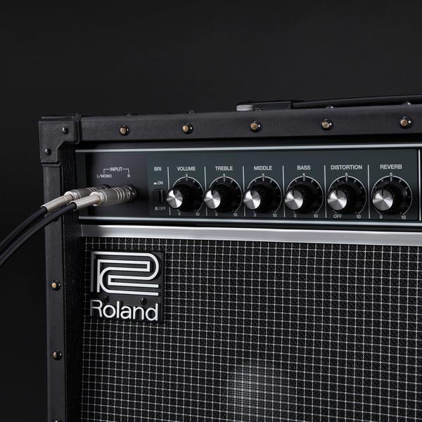 Гитарный комбоусилитель Roland от Audiomania