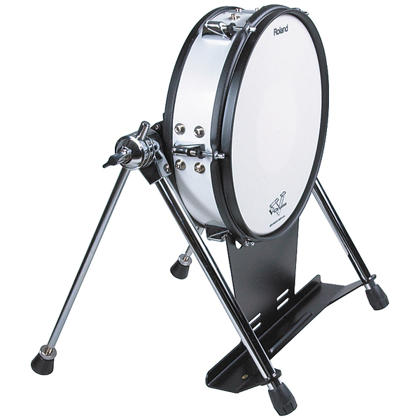Аксессуар для электронных барабанов Roland Кик-тригер KD-120BKJ аксессуар для электронных барабанов yamaha стул для барабанщика ds550u