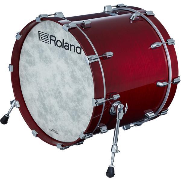 Аксессуар для барабанов Roland Пэд для барабанов KD-222 Gloss Cherry
