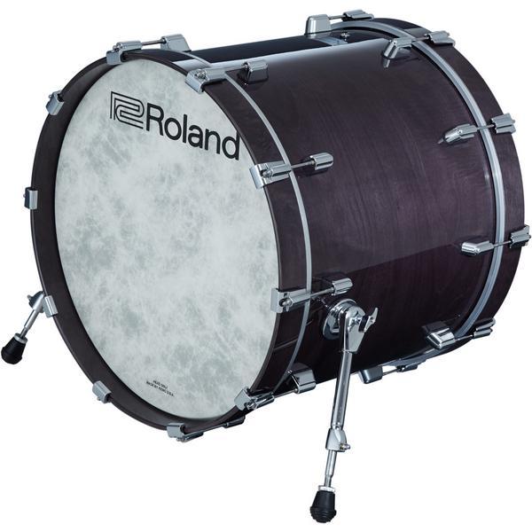 Аксессуар для барабанов Roland Пэд для барабанов KD-222 Gloss Ebony