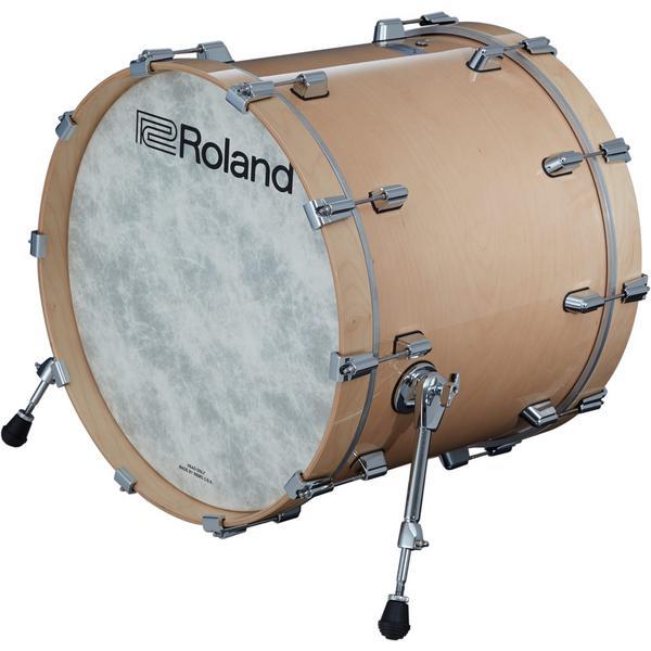 Аксессуар для барабанов Roland Пэд для барабанов KD-222 Gloss Natural