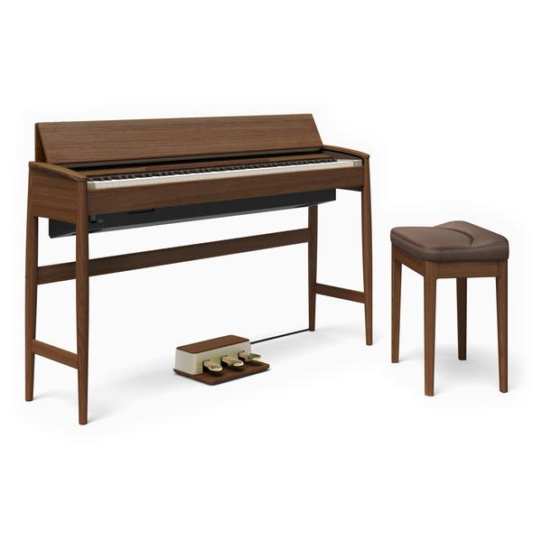 Цифровое пианино Roland KF-10-KW Kiyola цифровое пианино casio cdp 130sr