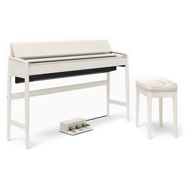 Цифровое пианино Roland KF-10-KS Kiyola цифровое пианино roland kf 10 kw kiyola