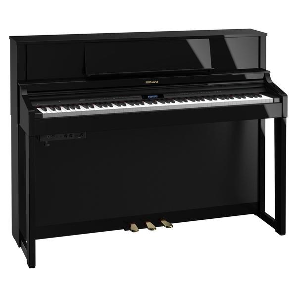 Цифровое пианино Roland LX-7-PE гитарный комбоусилитель roland blues cube stage