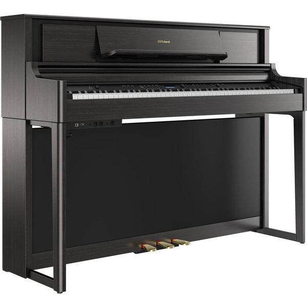 Цифровое пианино Roland LX705-CH цифровое пианино roland rp501r cr