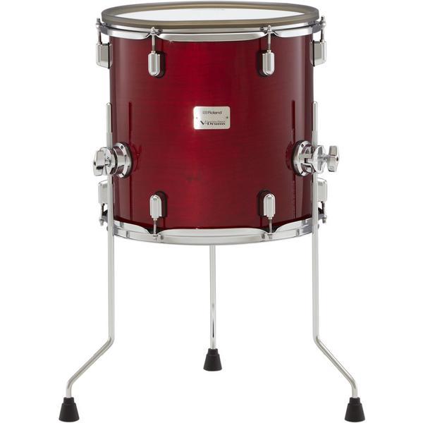Аксессуар для барабанов Roland Пэд для барабанов PDA140F Gloss Cherry