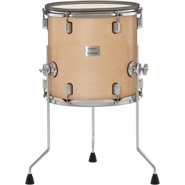 Аксессуар для барабанов Roland Пэд для барабанов PDA140F Gloss Natural