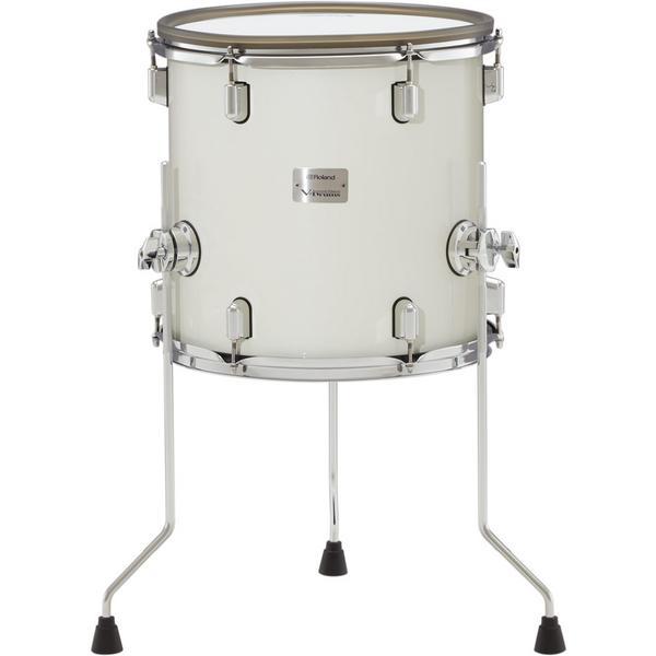 Аксессуар для барабанов Roland Пэд для барабанов PDA140F Pearl White