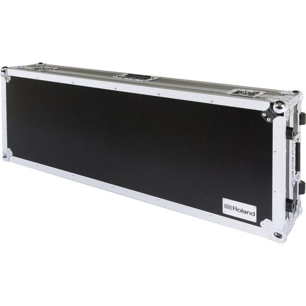 Аксессуар для концертного оборудования Roland Кейс для клавишных RRC-61W кейс для студийного оборудования thon case for lcd
