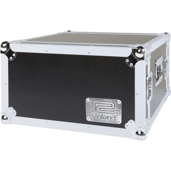 Аксессуар для концертного оборудования Roland Рэковый кейс RRC-6SP-EU аксессуар для концертного оборудования roland кейс для клавишных rrc 76w