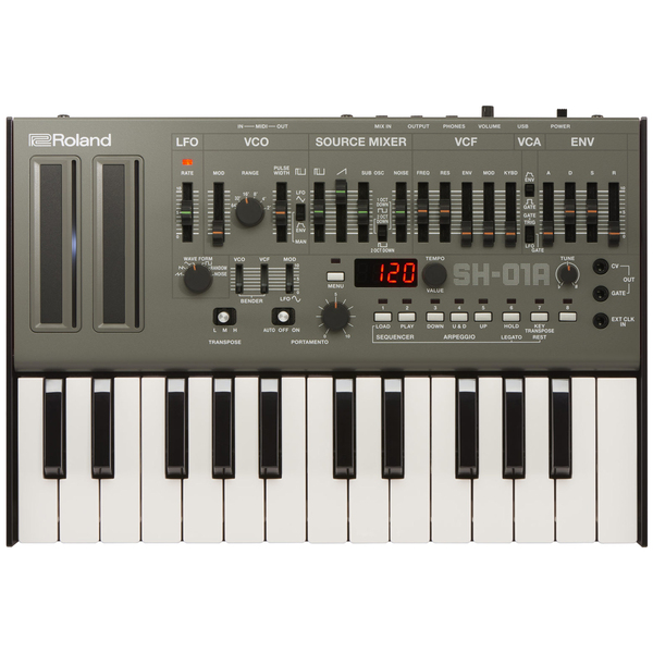 Синтезатор Roland SH-01A цена 2017